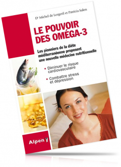 Guide : Le pouvoir des omega-3 (In french)
