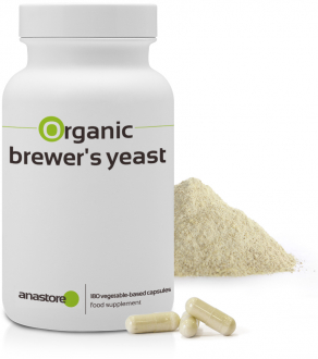 Organic Brewer's yeast