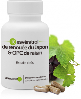 Grape OPC & resveratrol