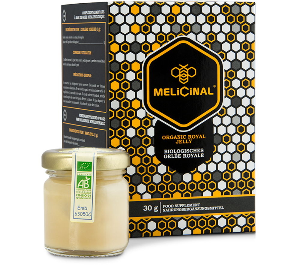 Organic royal jelly Melicinal