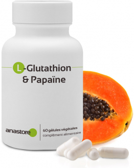 L - Glutathione and Papaya