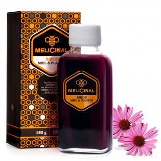 MELICINAL Honey and Plant Syrup