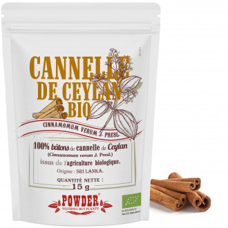 Organic Ceylon Cinnamon sticks