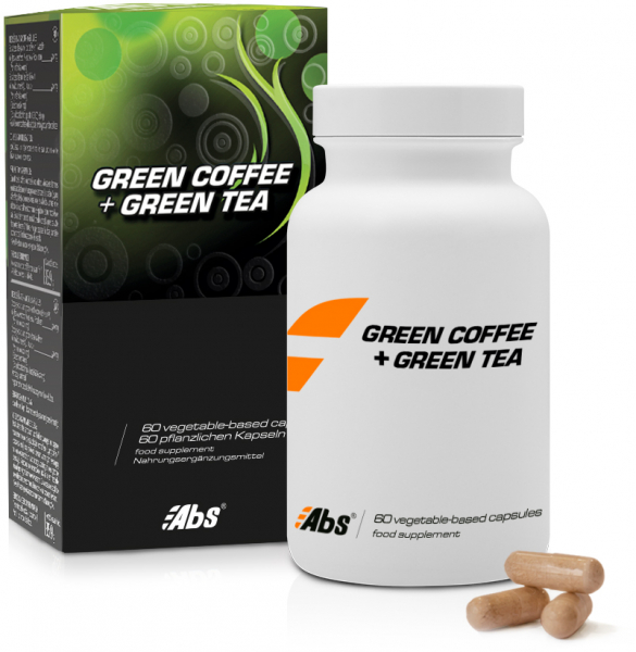 Green coffee (Svetol®) + Green tea